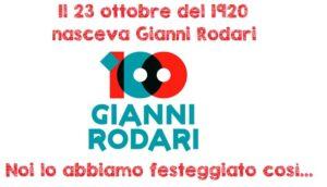 Centenario Nascita Gianni Rodari
